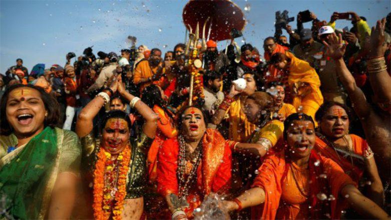 Kumbh Mela 2019: Transgenders Offer Prayers, Wish for Early Construction of Ram Temple