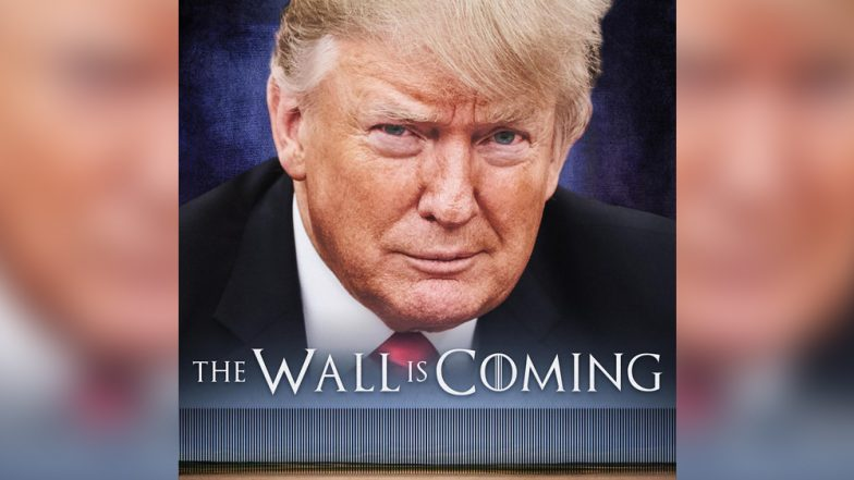 Donald Trump is doubling down on Game of Thrones memes