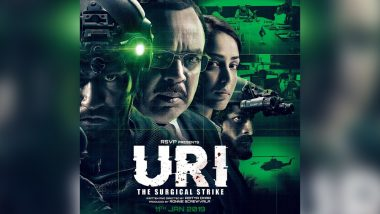 Uri - The Surgical Strike Box Office Collection: Vicky Kaushal and Yami Gautam Starrer Surpasses Rs 225 Crore Mark at the Ticket Windows