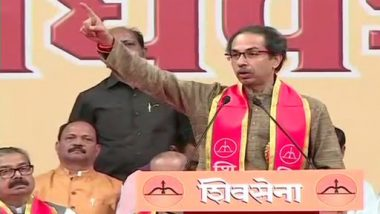 Maharashtra Assembly Elections 2019: Shiv Sena Firm on Contesting 135 Seats