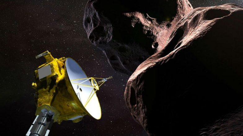 NASA Spacecraft Beams Back First Images of Ultima Thule