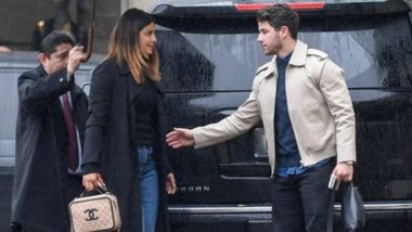Priyanka Chopra's Beau Nick Jonas is a True Gentleman and These Pics are Proof