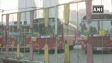 BEST Bus Workers' Strike Announced in Mumbai From October 9 For Salary Hike Among Other Demands