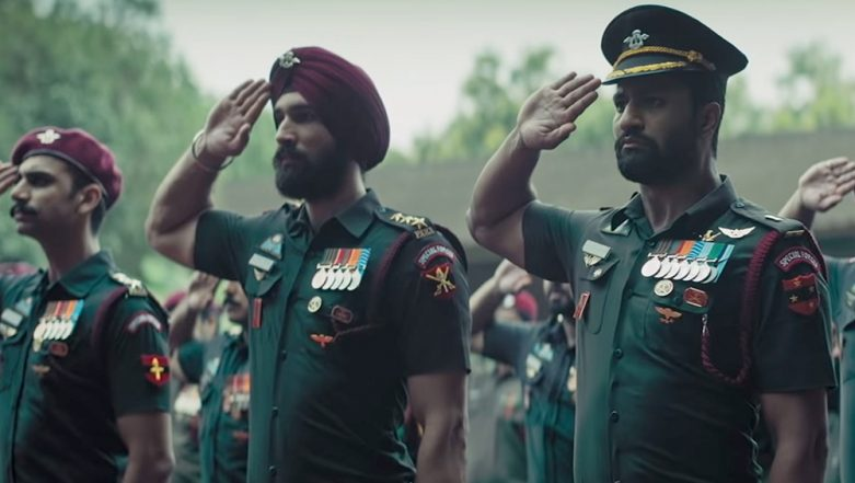 Uri - The Surgical Strike Box Office Collection Day 20: Vicky Kaushal's Film Is Still High on Josh, Earns Rs 167.48 Crore