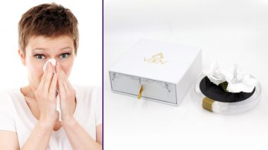 Vaev Tissue- This Company Sells Snot-Filled Tissues That Will Help You Catch Cold