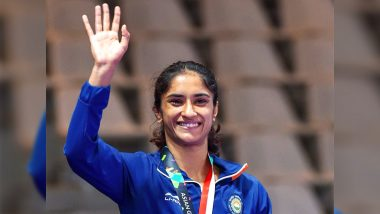Vinesh Phogat, Divya Kakran Win Gold, Pooja Dhanda Settles For Silver at Grand Prix of Spain