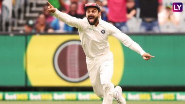 Virat Kohli Picks Test Wins at Adelaide and Melbourne Against Australia As His Two Best Moments of 2018 After Sweeping ICC Awards: Watch Video