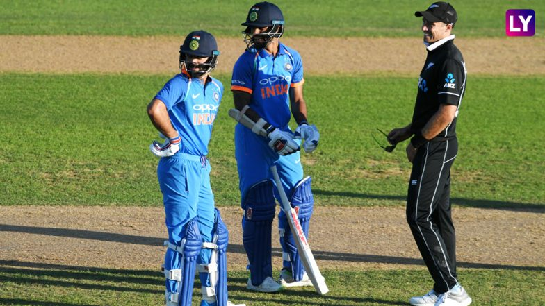Live Cricket Streaming of India vs New Zealand ODI Series