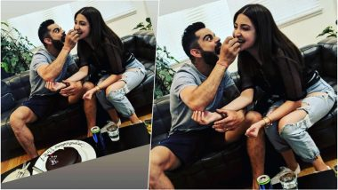 Virat Kohli Is at His Goofiest Best With Anushka Sharma While Celebrating India's Win Down Under