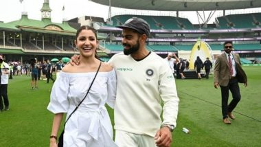 Anushka Sharma Lashes Out at Farokh Engineer's Comments About the Wife of the Indian Cricket Captain Enjoying a Cup of Tea During CWC 2019