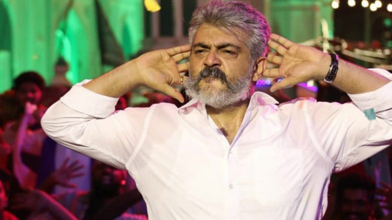 Viswasam Full Movie in HD Leaked on TamilRockers, TamilYogi & TamilGun for Free Download & Watch Online! Ajith's New Film Along With Rajinikanth's Petta Become Target of Online Piracy