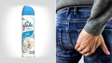 Weird Sexual Fantasies! Man Hospitalised After Wife Inserted Air-Freshener Can in His Bottom During Sex!