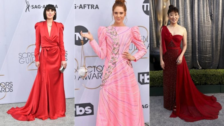 SAG Awards 2019 Worst Dressed Celebs: Rumer Willis, Sandra Oh, Kate Nash Make Us Turn Our Heads In The Opposite Direction With Their Atrocious Ensembles