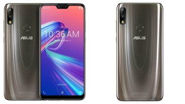 Asus Zenfone Max Pro M2 Titanium Edition Launched; Price in India Starts From Rs 12,999