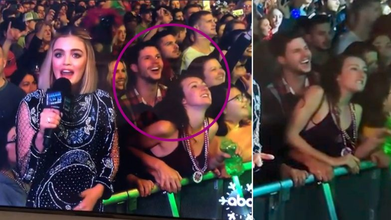 Couple Caught Humping During ABC's Live Coverage ofDick Clark's 2019 New Year's Rockin' Eve in New York! Was it Sex? Watch Video to Decide