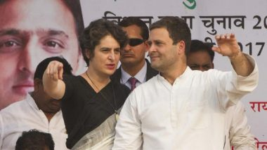 Priyanka Gandhi's Appointment As In-Charge of Eastern Uttar Pradesh Shows Rahul Gandhi's Failure: BJP