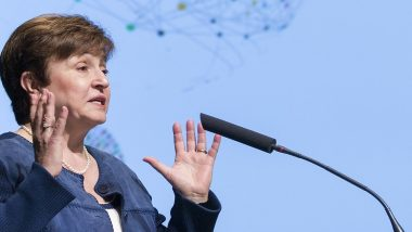 IMF Chief Kristalina Georgieva Urges G20 Nations to Take Actions on Trade, Climate
