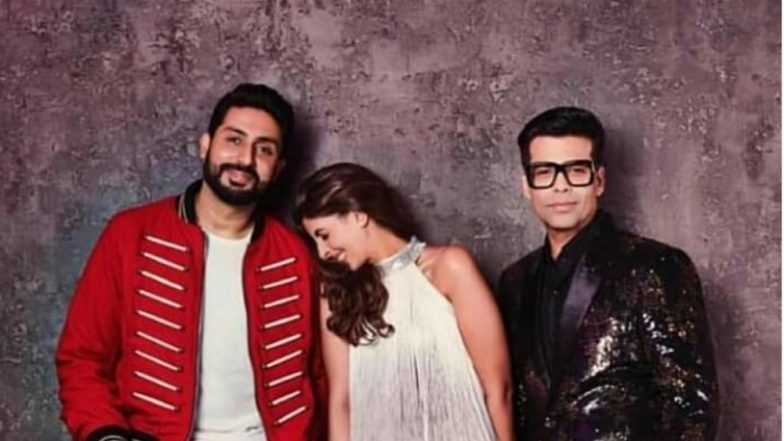 Koffee With Karan 6: Twitterati is in Love with 'Witty, Cool and Charming' Abhishek Bachchan
