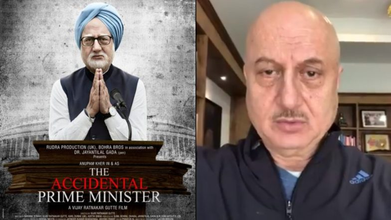 Anupam Kher Appeals to Authority to Stop Disruption of the Accidental Prime Minister Screenings by Vandals – Watch Video