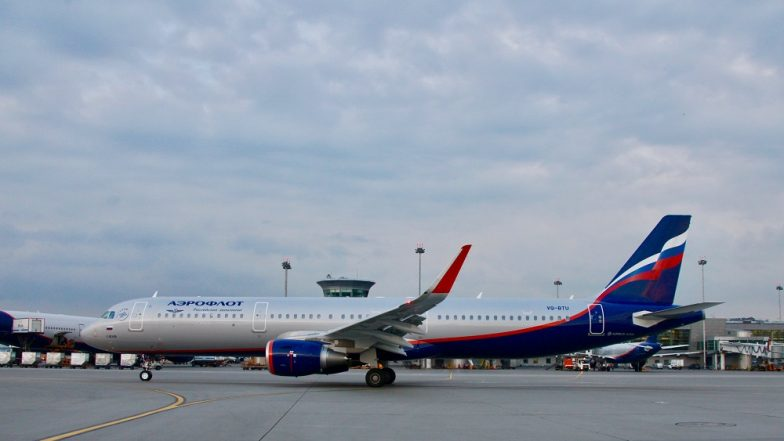 Moscow-Bound Plane Forced to Land in Siberia After Drunk Passenger Onboard Tries to Hijack Plane & Fly to Afghanistan