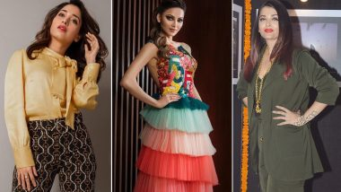 Aishwarya Rai Bachchan, Urvashi Rautela and Tamannaah Bhatia's Styling Fails To Impress Us Yet Again - View Pics