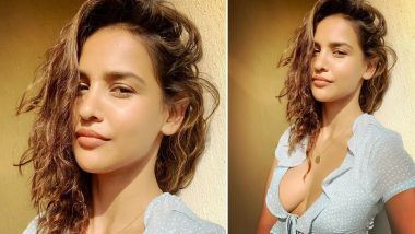 Aisha Sharma Slut-Shamed For Wearing Racy Backless Jumpsuit, Actress Hits Back by Sharing Screenshots and a Powerful Message (See Pics)