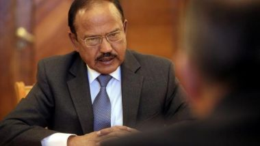 NSA Ajit Doval Explains India's Move in Kashmir in Meeting With Saudi Crown Prince Mohammed bin Salman