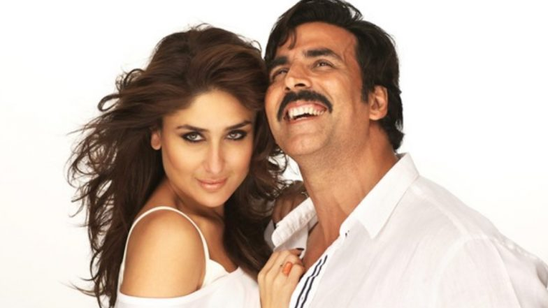 Akshay Kumar and Kareena Kapoor Set To Shoot Song in Delhi for 'Good News' (Read Deets)