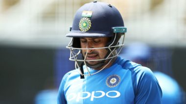 Ambati Rayudu Reported for Suspect Bowling Action Ahead of Ind vs Aus 2nd ODI