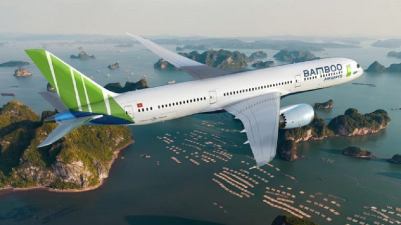 Bamboo Airways, Vietnam's Newest Airline, Takes First Flight From Ho Chi Minh City