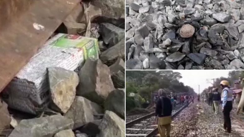 West Bengal: Suspected Bomb Found on Railway Track at North 24 Parganas Diffused