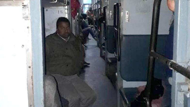 Robbery at Delhi-Bhagalpur Express in Bihar; Cash, Jewellery Worth Rs 25 Lakh Stolen