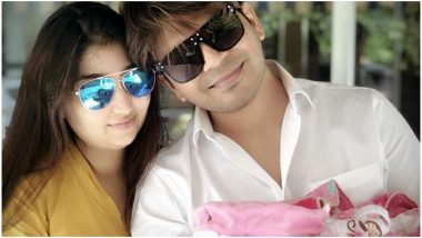 Ankit Tiwari and Pallavi Tiwari Blessed With a Baby Girl, Couple Name Their Daughter Aarya (View Pic)