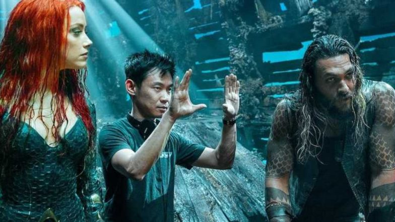 'F**king Disgrace': Aquaman Director James Wan Hits Back at Oscars for Snubbing His Film from Visual Effects Category