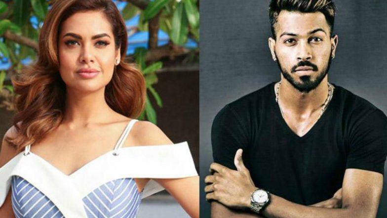 Exclusive! Hardik Pandya's Rumoured Girlfriend Esha Gupta Denies 'Friendship' With Pandya; Maintains That Hardik's Remarks Were Wrong!