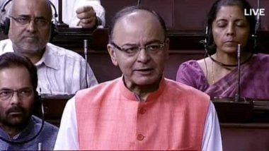 Arun Jaitley Questions Entire Nehru-Gandhi Family as He Targets Congress' 1st Clan Over 'Source of Income'
