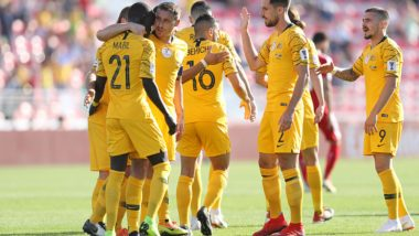 Uzbekistan vs Australia, AFC Asian Cup 2019 Live Streaming Online: How to Get Asia Cup Match Live Telecast on TV & Free Football Score Updates in Indian Time?