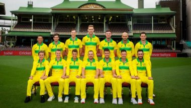 Australia Makes a Couple of Changes for 3rd ODI Against India; Nathan Lyon Benched & Jason Behrendorff Dropped Due to Sore Back