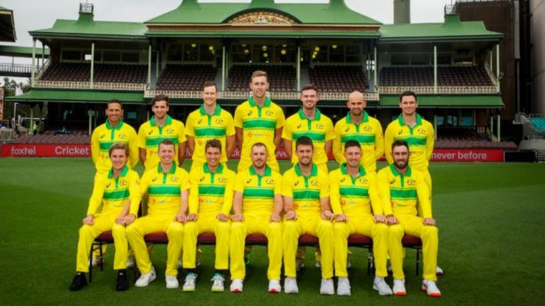 australia squad for icc cricket world cup 2019 here s a look at australian team s expected