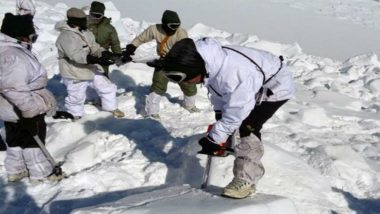 Indian Army Major Nisheet Dogra Dies in Snow Blizzard in North Sikkim
