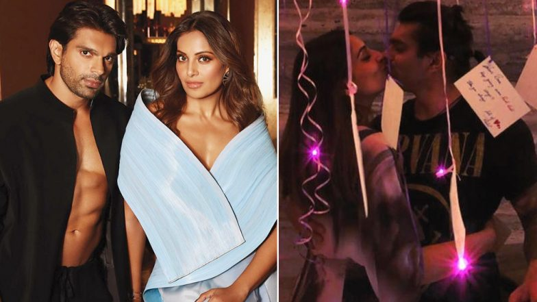 Karan Singh Grover's Magical Surprise for Bipasha Basu is Exactly How Your Spouse Should Bring in Your Birthday! - See Pic