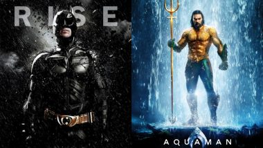 Jason Momoa's Aquaman to BEAT Christian Bale's The Dark Knight Rises to Become Top Grossing DC Movie
