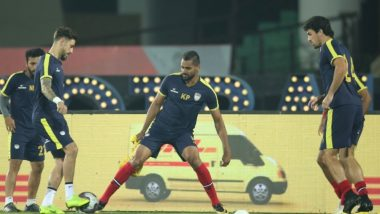 Bengaluru FC vs North East United FC, ISL 2018-19, Live Streaming Online: How to Get Indian Super League 5 Live Telecast on TV & Free Football Score Updates in Indian Time?