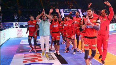 Bengaluru Bulls Clinch PKL 6 Title as Pawan Sehrawat Pulls a Stunner (Watch Video Highlights)
