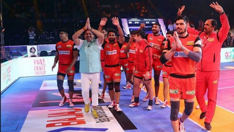 PKL 2019 Today's Kabaddi Matches: August 8 Schedule, Start Time, Live Streaming, Scores and Team Details in Vivo Pro Kabaddi League 7