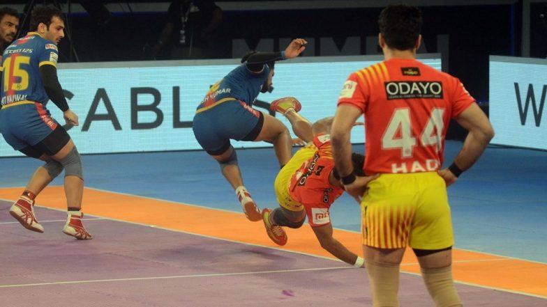 PKL 2018-19 Final Match Preview: Gujarat Fortunegiants to Face Bengaluru Bulls in the Pro Kabaddi League Season 6 Showdown