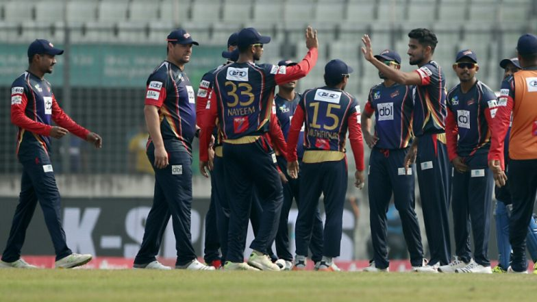 BPL 2019 Live Streaming, CV vs KT: Get Live Cricket Score, Watch Free Telecast of Chittagong Vikings vs Khulna Titans on Gazi TV & Online