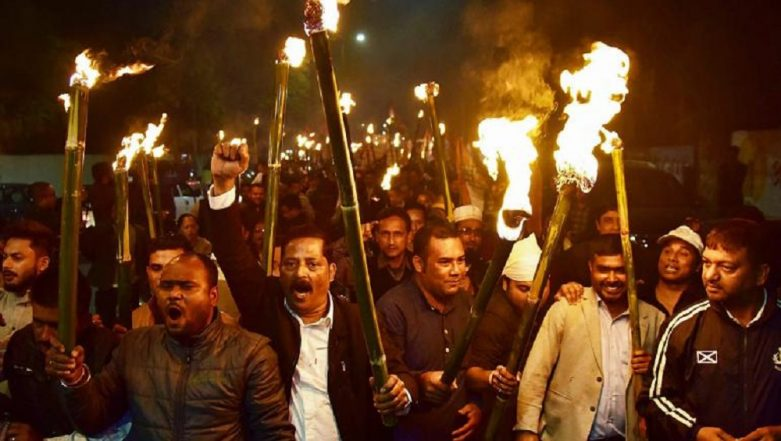 Citizenship Bill Row: Protest Intensifies Across Manipur, Section 144 Imposed in Imphal East Till February 12