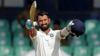 Cheteshwar Pujara Posts Heartfelt Message on Completing 10 Years in International Cricket, Thanks Fans for Support and Best Wishes (View Post)