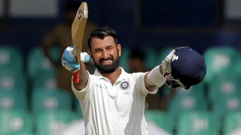 Cheteshwar Pujara Turns 32: Sachin Tendulkar, Mohammad Kaif, Wriddhiman Saha and Others From Cricket Fraternity Wish Indian Batsman on His Birthday